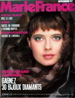 isabella rossellini frances o 39 connor and magazine covers on pinterest. Black Bedroom Furniture Sets. Home Design Ideas