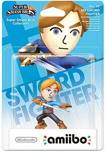 Mii Swordfighter amiibo - Europe/Australia Import (Super Smash Bros Series) Amiibo http://www.amazon.com/dp/B010N9S478/ref=cm_sw_r_pi_dp_G0cfxb0FRHC9R