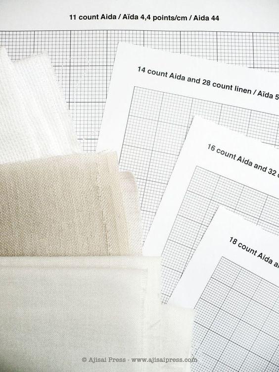 How to design your own cross stitch pattern | Ajisai Press
