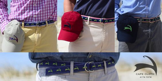 """All NEW """"Helping Belts"""" Collection on Sale Saturday April 9th at 8am #prep #preppy #seersucker #gingham #style #mens #womens #kids"""