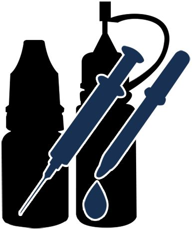 Hundreds of E-Liquid Recipes for you to mix or modify to achieve a great vaping taste.