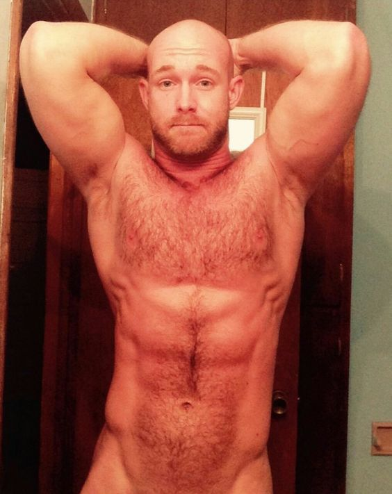from Mack hot hairy naked hillbilly bear