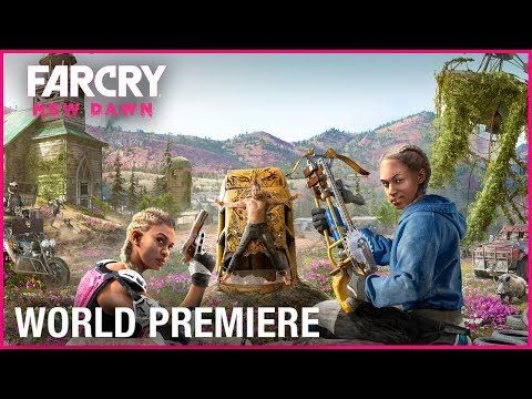 Game Trailers Far Cry New Dawn Mortal Kombat 11 Rage 2 And