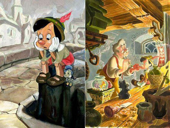 Image detail for -Disney Fine Art | Just Lia