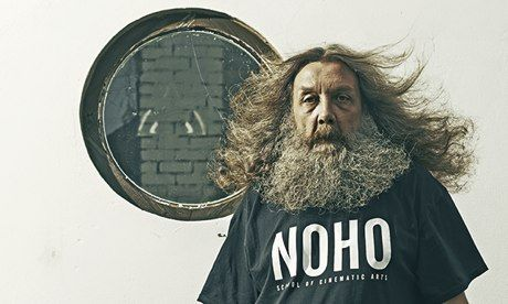 Alan Moore: 'Why shouldn't you have a bit of fun while dealing with the deepest issues of the mind?'