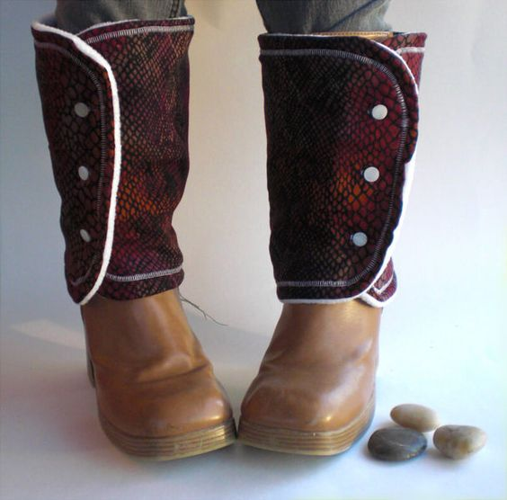 Handmade Boot Toppers/Leg Warmers on Listia!