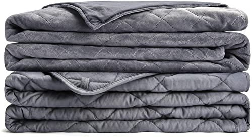 Best Seller L Agraty Weighted Blanket Adults Removable Cover 20