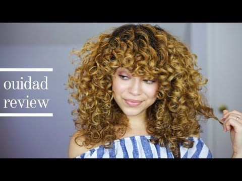 New Ouidad Review Routine Vitalcurl Youtube Hair Curly Hair Tips Hair Hacks