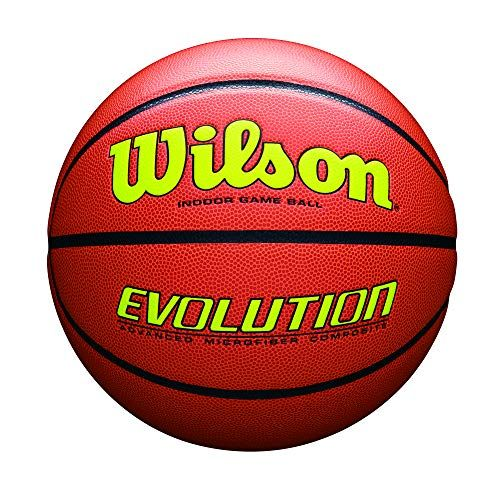 Wilson Evolution Indoor Game Basketball Indoor Games Basketball Custom Basketball