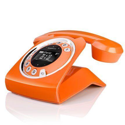retro phone.