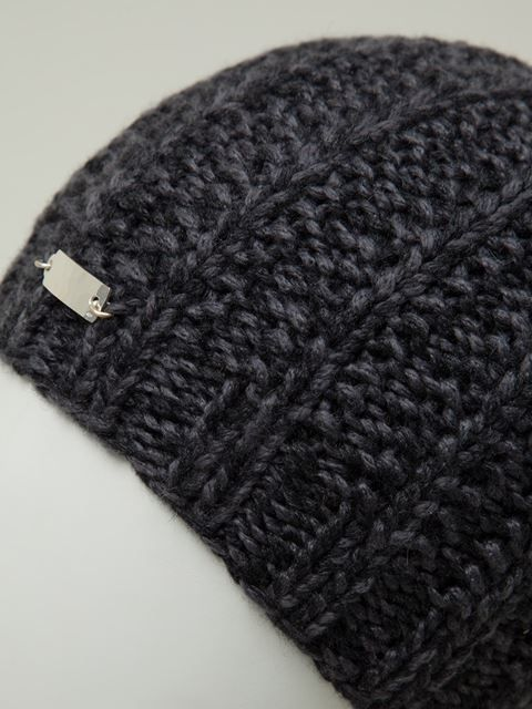 Shop Werkstatt:München slouchy beanie in L'Eclaireur from the world's best independent boutiques at farfetch.com. Over 1000 designers from 300 boutiques in one website.