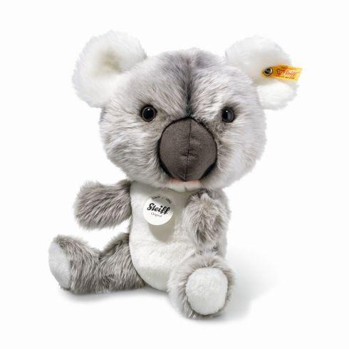 "Nici Germany 9/"" Koala Plush  w 3/"" Baby NWT Retired Design Super Soft Cuddly"