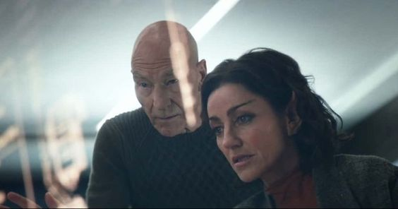 Star Trek Picard S1 2 Maps And Legends Is Star Trek S Answer To Csi Musings Of A Middle Aged Geek In 2020 Star Trek Star Trek Iii Star Trek Convention