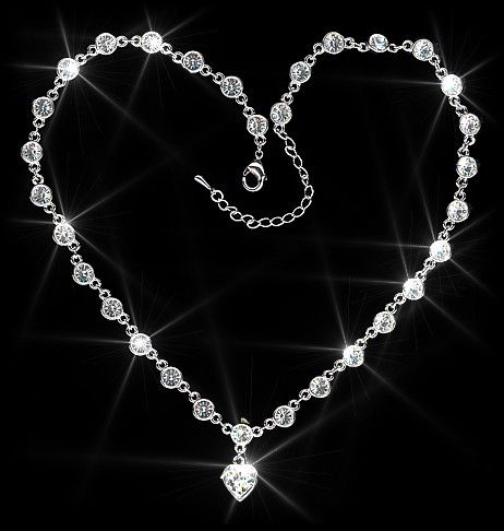 Heavenly Heart Necklace