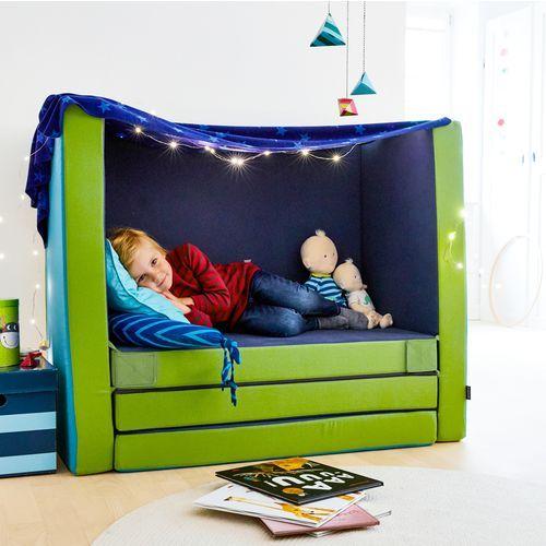 Matratzensofa JAKO-O in 2019   Matratzen sofa, Kinderzimmer ...