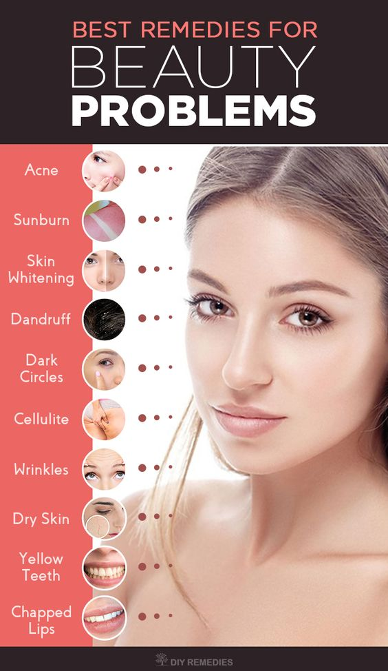 best remedies for every beauty problems natural best home remedies that…