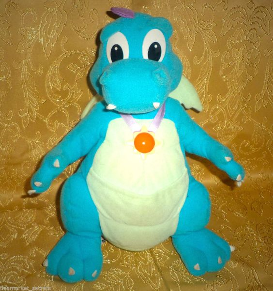 dragon tales plush and dragon on pinterest
