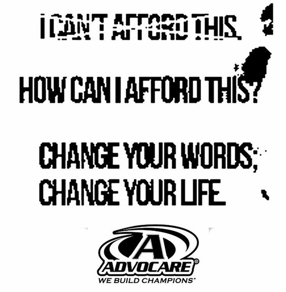 AdvoCare- Start living life on your terms NOW! https://www.advocare.com/151128427