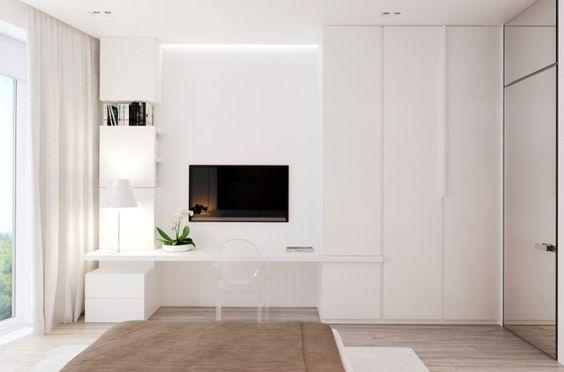 Apartment in Mirax park by Alexandra Fedorova 11