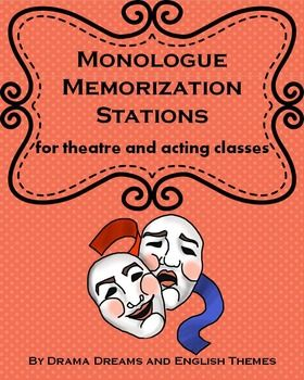 Help with theater assignment.?