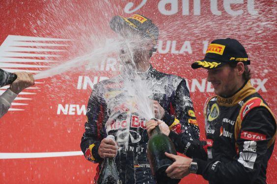 #infiniti #Formula1 #indian #Race #Sebastian #Vettel