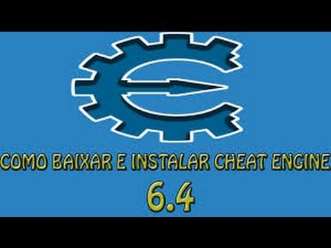 Como Baixar e Instalar Cheat Engine 6.4 Sem Virus