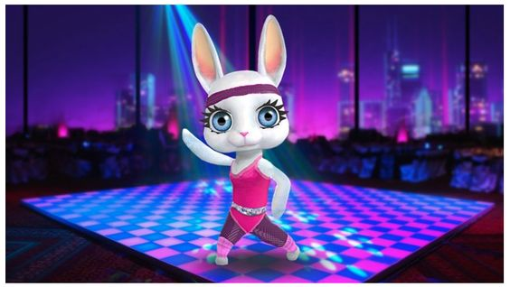 Is There a Disco Bunny Teaching in your Room? OMGosh check out this free app to jazz up your lessons! KidpeopleClassroom.com