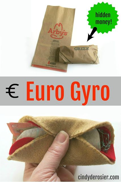 A Gift Of Money The Euro Gyro Money Cards Gyro Hide Money Alibaba.com offers 947 gyro scooter products. pinterest