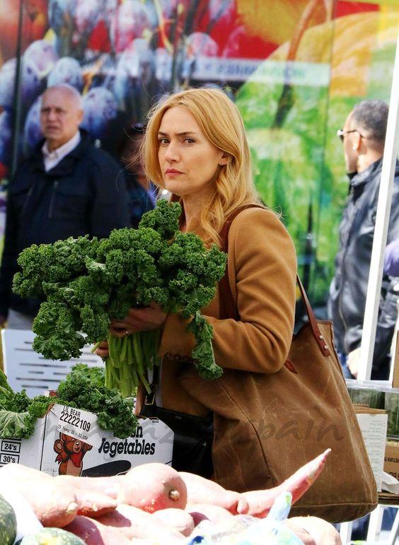 Kale, la verdura de moda, para adelgazar de los famosos