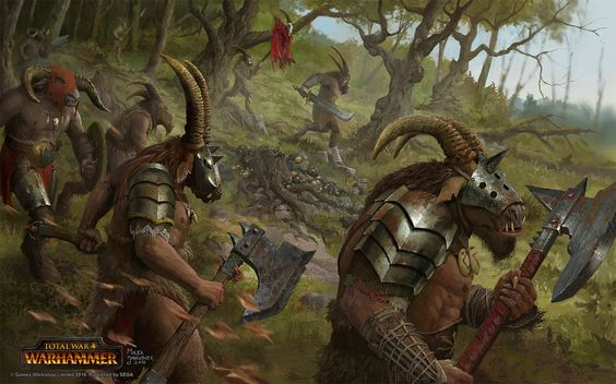 The Beastmen by EthicallyChallenged on DeviantArt