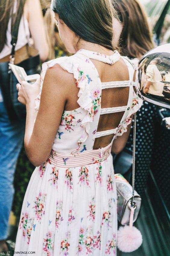 Got your back, New York Fashion Week