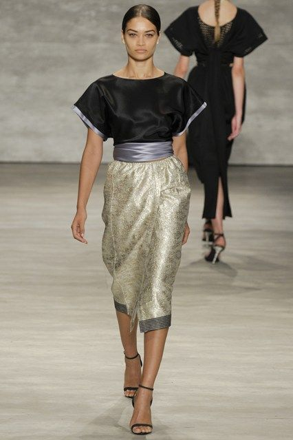 Tome at New York Fashion September 2014