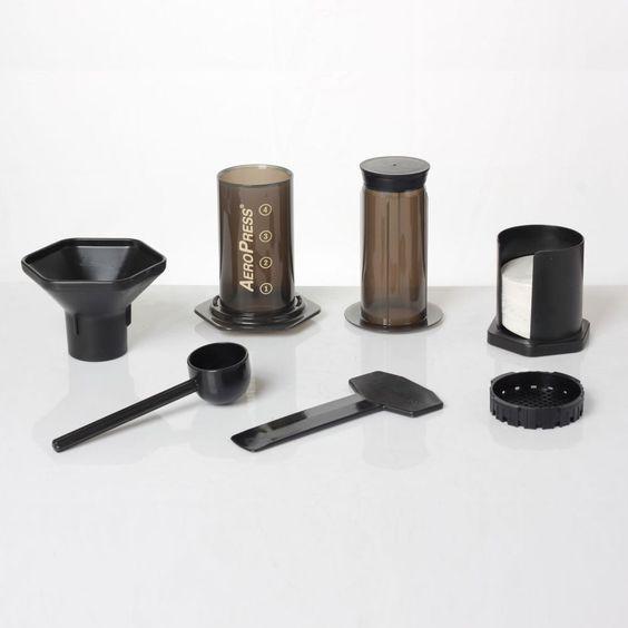 Aerobie AeroPress Ground Coffee Espresso Maker Fast Manual Filter Extract Device