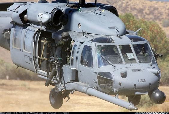 Sikorsky HH-60G Pave Hawk (S-70A) aircraft picture
