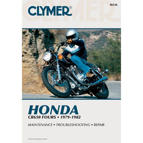 Clymer Honda CB650 (1979-1982) - https://www.boatpartsforless.com/shop/clymer-honda-cb650-1979-1982/