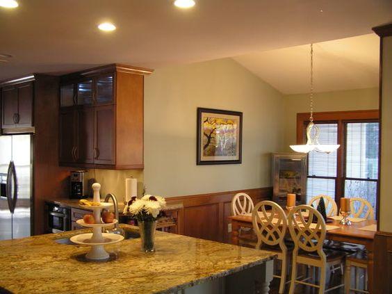 Favorite paint colors paint colors that go with wood for Neutral kitchen cabinet paint colors