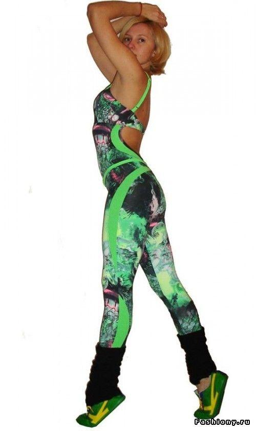 одежда для танцев и фитнеса