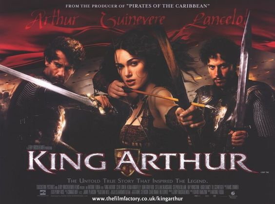 King Arthur 11x14 Movie Poster (2004)