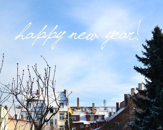 happy new year on mirisjahrbuch.com