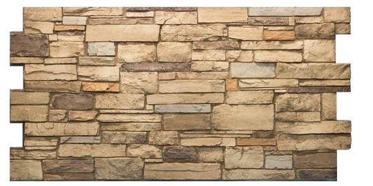 Keyless Ledgestone 31 X 96 Dp2450 Faux Stone Panels Faux Stone Sheets Faux Stone
