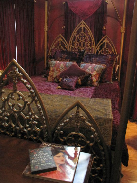 Bedroom Sanctuary From Medieval Muse Pinterest Great To See A