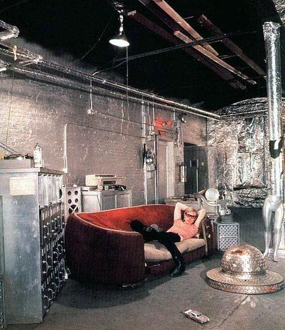Andy Warhol  #Factory #Warhol
