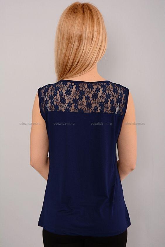 Майка Г3378 Размеры: 50,52 Цена: 420 руб.  http://odezhda-m.ru/products/majka-g3378  #одежда #женщинам #майки #одеждамаркет