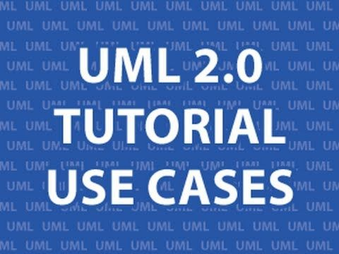 How to use UML