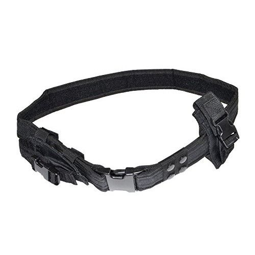 Condor RB Tactical Military Emergency Utility Duty Metal Buckle Rigger Belt S-XL