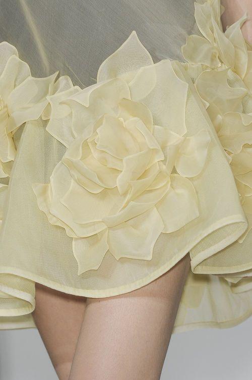 Siri Tollerød, Valentino Couture F/W 2010
