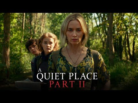 Aquietplacepartii 2020 Clip Trailer Coming New Year S Day Watch It Now Free Movies Online Emily Blunt Full Movies Online Free