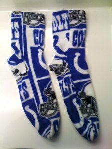 MAB: Fleece Socks