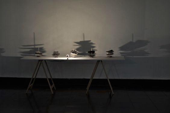 Dalila Gonçalves: Instalações/ Installations