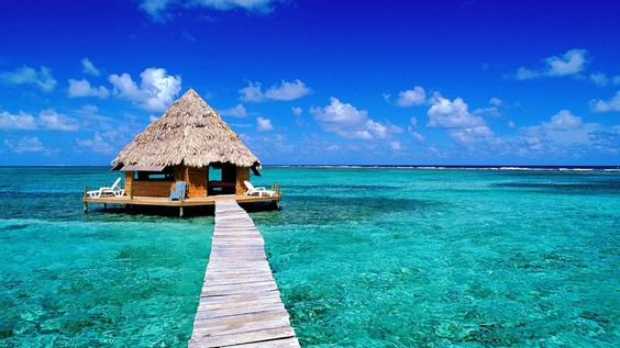 glover's atoll, belize...